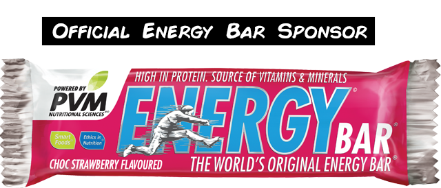 PVM - Offical Energy Bar Sponsor